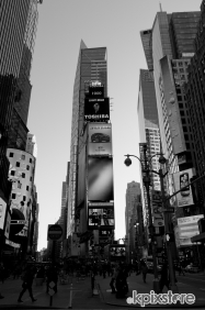 Stampe famose Alby TIMES SQUARE