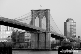 Stampe famose Alby PONTE DI BROOKLYN