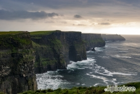 Stampe famose Luca Carli CLIFFS OF MOHER