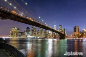 Stampa Panoramiche andrea fiorini BROOKLYN BRIDGE